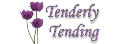 Tenderly Tending Logo